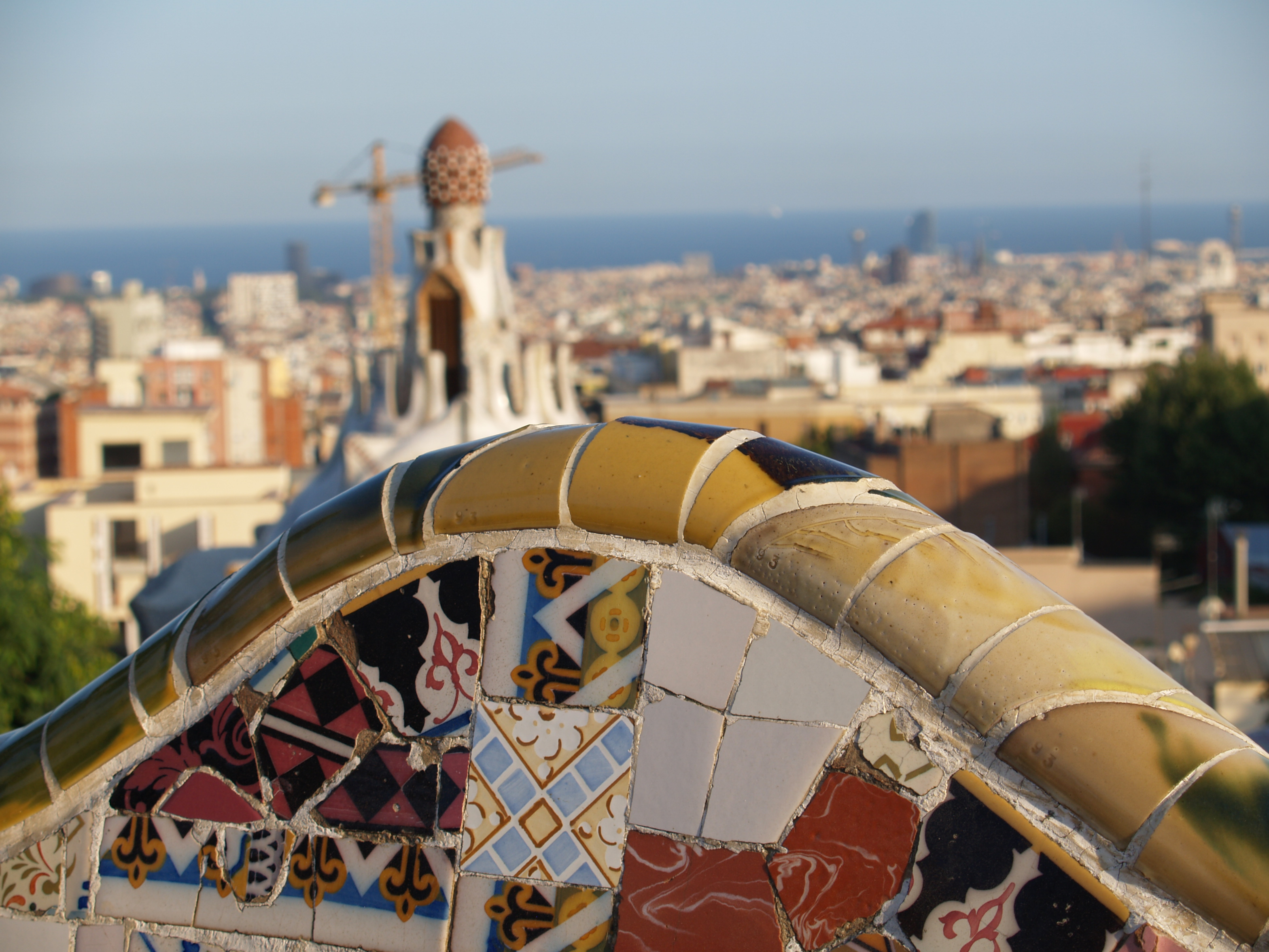 2013 국제면역학회(바르셀로나)-구엘공원.JPG